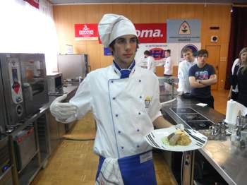 Vzdělávací program - kuchař, číšník 65-51-H/01