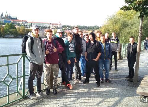 Exkurze M4A - Praha 2019