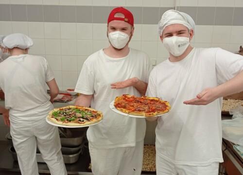Máme novou pec na pizzu