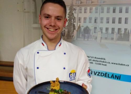 Gastro Kroměříž 2019 – kuchař junior